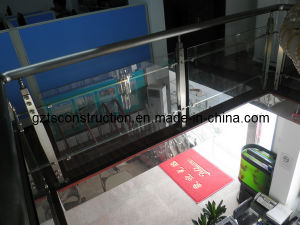 Indoor Stainless Steel Balustrade Systems pictures & photos