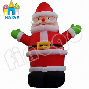 Finego Inflatable Christmas Tree Party Decoration Santa Claus pictures & photos
