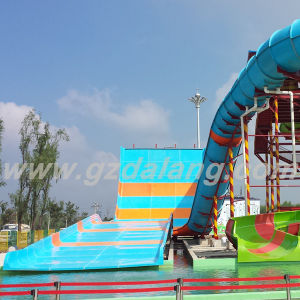 Skin Raft Boomerango Water Slide (WS075) pictures & photos