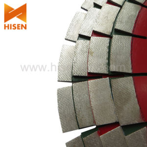 Laser Welded Diamond Circular Saw Blade for Concrete pictures & photos