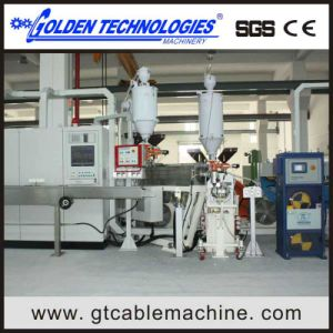 Wire Cable Sheathing Extrusion Machine pictures & photos