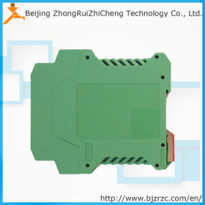 DIN-Rail High Quality PT100 4-20mA Output Temperature Transmitter pictures & photos