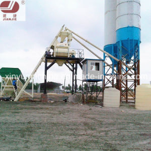 50m3/H Hopper Lifting Ready Mixed Concrete Batching Plant (HZS50) pictures & photos