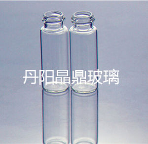 Supply Series of High Quality Screwed Clear Tubular Glass Vial pictures & photos
