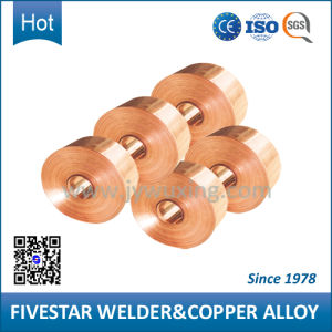Welding Industry Material Copper Conductive Strip pictures & photos