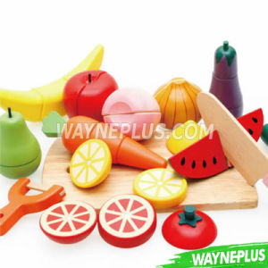 Colorful 3D Wooden Toys Wholesale for Kids Puzzle Clock Toy pictures & photos