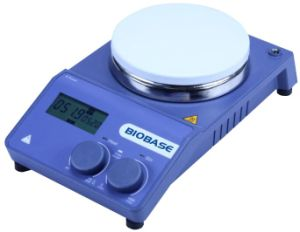 Biobase Hotplate Magnetic Stirrers with High Quality pictures & photos