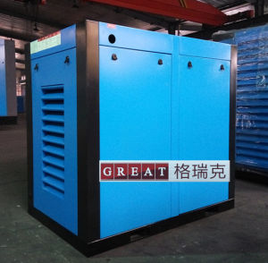 Low/High Pressure Rotary Screw Air Compressor pictures & photos