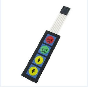 Flat Membrane Switch Keypad (OLY-MS-30)