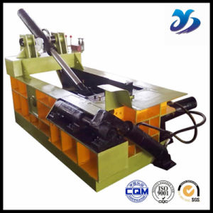 Horizontal Baler for Metal Recycling with Ce pictures & photos