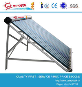 New Product Vacuum Tube Solar Collector pictures & photos