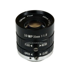 Hr 50mm Jg5016c CCTV Lens for Industry Purpose pictures & photos