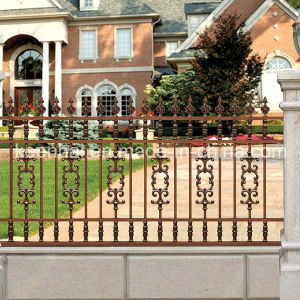 Modern Design Decorative Aluminum Garden Fence for Villa pictures & photos