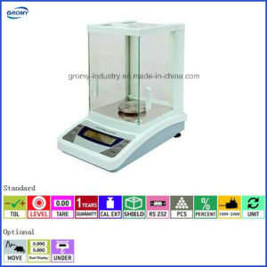 Precision Electronic Balance 0.1mg Lab Scales Balances pictures & photos