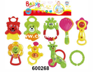 Lovely Baby Toys High Quality Plastic Animal Bell (600268) pictures & photos