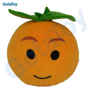 High Quality Stuffed Toy Fruit Custom Plush Orange pictures & photos