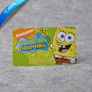Cute Custom Paper Tag/Brand Logo Spongebob Tag for Kids Clothing pictures & photos