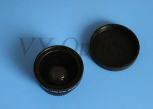 Customized 37mm 0.42X Fisheye Lens for Camera pictures & photos