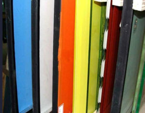 Novel Designed Colored Glass for Screens and Partitions pictures & photos
