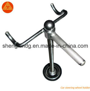 Car Auto Vehicle Steering Wheel Holder Support Lock Brake Pedal Depressor Lock Jt012 pictures & photos