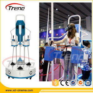 Hot Sale and Super Cool Amusement Park Equipment Flight Simulator pictures & photos