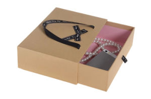 Cute Gift Box with Sliding Drawer for jewellery Packaging pictures & photos