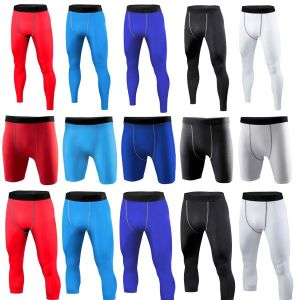 Mens Compression Tops and Pants pictures & photos