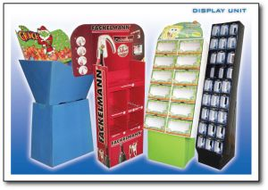 Display Box/Cardboard Display Stand (XYX-W0004)
