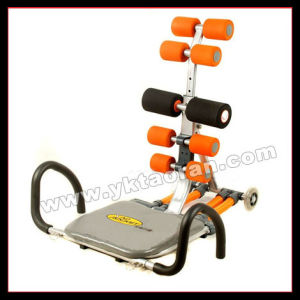 Twister Deluxe Abdominal Workout System with 4resistance Springs (TR-132-4F)