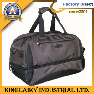 Promotional Traveling Trolley Bag with Customized Logo (KLB-008) pictures & photos