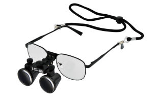 2.5X Medical Surgical Head Light Magnifier Dental Loupes pictures & photos