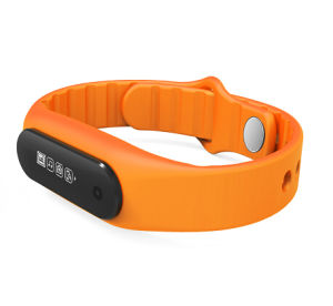 Appearence Patent Bluetooth Smart Bracelet pictures & photos