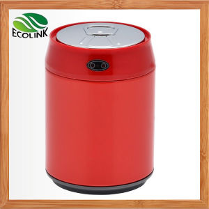 New Designer Intelligent Cola Can Shaped Sensor Garbage Bin pictures & photos