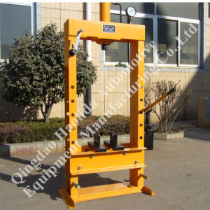 Factory Supply Manual Hydraulic Press Machine 20/25/30t pictures & photos