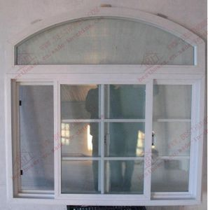Professoional Manufacuturer of Arch Sliding Window (BHP-SWA01) pictures & photos