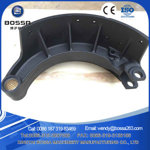 Iron Casting Parts Brake Shoe 47431-13307 for Hino, Nissan Heavy Truck pictures & photos