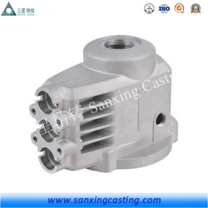 Motor Housing Die Casting with aluminum Alloy with OEM Service pictures & photos