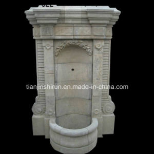 Antique Stone Carving Wall Fountain pictures & photos