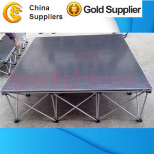 Aluminum Outdoor Concert Stage Folding Stage Used Mobile Stage pictures & photos