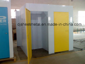 Customized Mini Steel Warehouse Fabrication pictures & photos