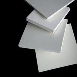 0.60g/cm3 White PVC Foam Board pictures & photos