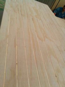 Glooved Plywood pictures & photos
