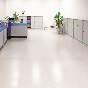High Quality Commercial UV Coating Flooring Fire Proof PVC Vinyl Flooring pictures & photos