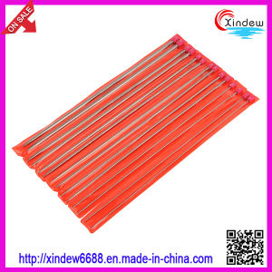 35cm Single Point Stainless Steel Knitting Needles (XDSK-001) pictures & photos