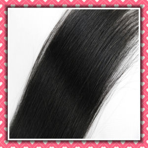Natural Color Remy Hair Extensions Silky Straight 16inches U-Tip pictures & photos