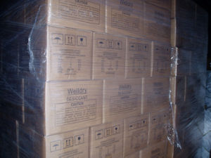 2kg Container Desiccant Bag for Shipping Container with Hook (CDB2000TCS-H) pictures & photos