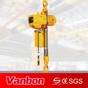 3ton Electric Chain Hoist with Single Speed pictures & photos