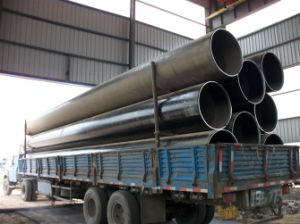 Steel Welded Pipe /ERW/LSAW High Quality
