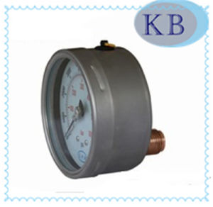 Oil Filled Type Pressure Gauge pictures & photos