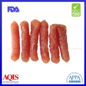 Semi-Crystal Chicken/Duck/Beef/Lamb Sausage Natural Dog Treats pictures & photos